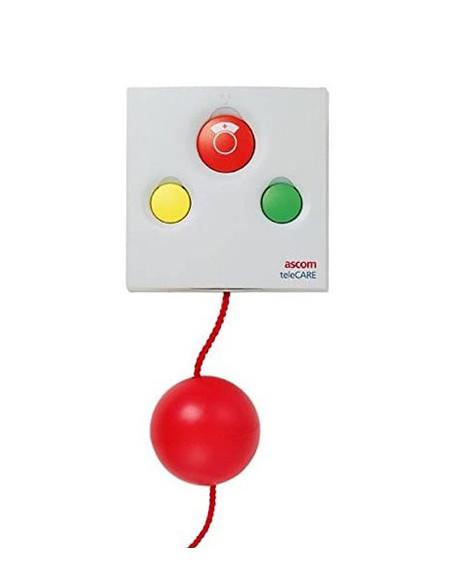 Manipulateur, Tirette et poire d'appel malade